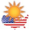 UV US - Weather Forecast, UV index and Alerts