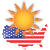 UV US - Weather Forecast, UV index and Alerts icon