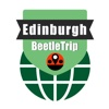 Edinburgh travel guide and offline city map,  Beetletrip Metro Train and Walks