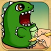 Draw And Play Great Dinosaurs