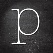 Poetics - create, write and share visual poetry icon