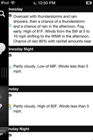 Weather Alert Ontario 2 screenshot 3