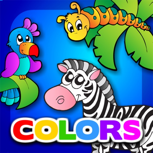 Preschool Colors Toys Train • Kids Love Learning Colors: Fun Interactive Educational Adventure Games with Animals, Cars, Trucks and more Vehicles for Children (Baby, Toddler, Kindergarten) by Abby Monkey® iOS App