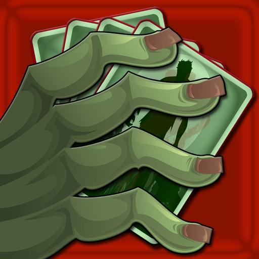 Zombie Solitaire Free iOS App