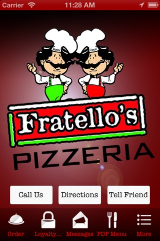 Fratello's Pizzeria screenshot 1