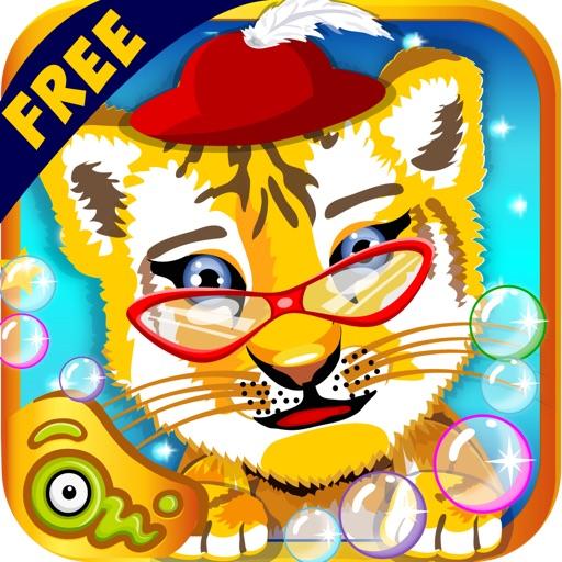 Baby Pet Wash- Cute Little Pet Care Bath Salon iOS App