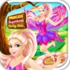 Princess Superhero Fairy Tale - Makeup, Makeover, Puzzle, Card Game