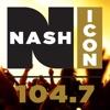 104.7 Nash Icon