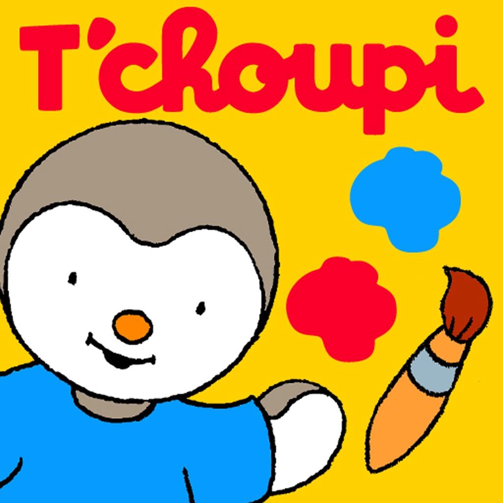 Joue et apprends les couleurs avec T'choupi