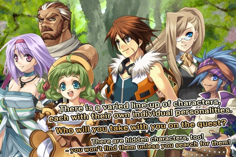 RPG Grinsia screenshot 3