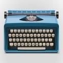 Typing Writer icon