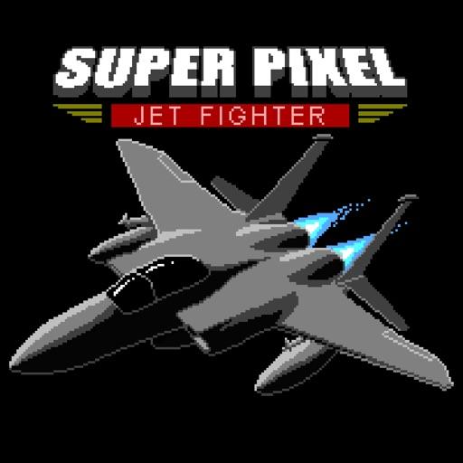 Super Pixel Jet Fighter iOS App