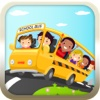 Crazy School Bus - Tilt and Avoid Traffic