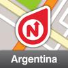 NLife Argentina Premium - Navegación GPS y mapas sin conexión a Internet