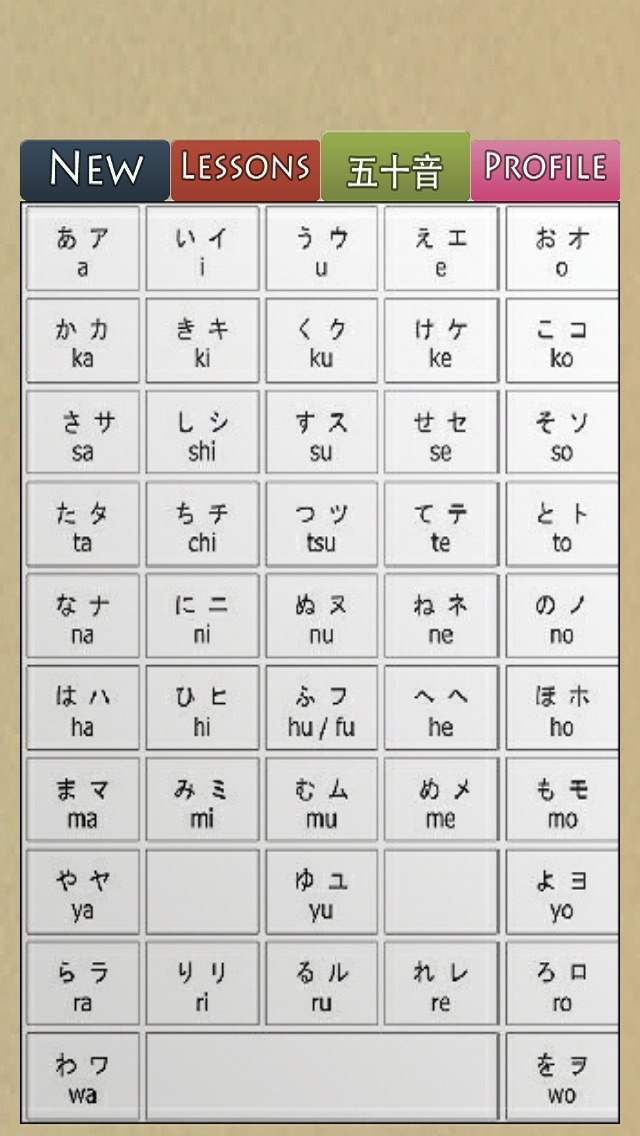 Screenshots of Learn Japanese Easily for iPhone