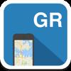 Greece & Athens offline map, guide, weather, hotels. Free GPS navigation.