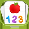 Flashcards Math Kid - Study numbers,  counting,  addition and subtraction on flash card