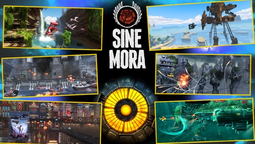 Sine Mora Screenshot