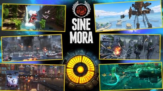 Sine Mora Screenshot