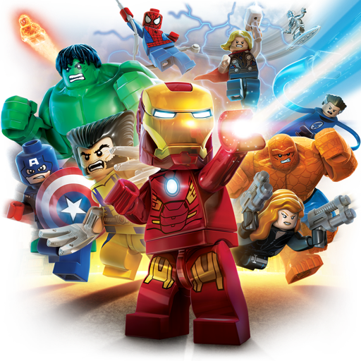 樂高漫威超級英雄 LEGO Marvel Super Heroes
