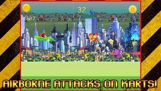 Мега Kart Racing Зло Blob Ninnyons Бесплатные игрыСкриншоты 5