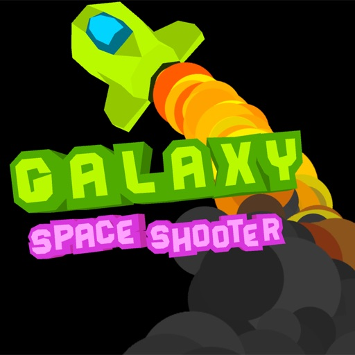 Galaxy Space Shooter iOS App