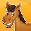 Activo! Juego para niños de 2-5 años de edad con los caballos: Aprender de guardería, preescolar o guardería escuela sobre el caballo, potro, ecuestre, semental, y de los animales