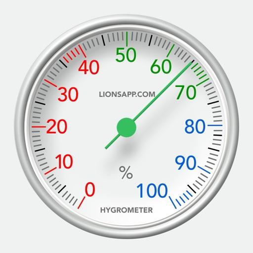Гигрометр - Проверьте влажность