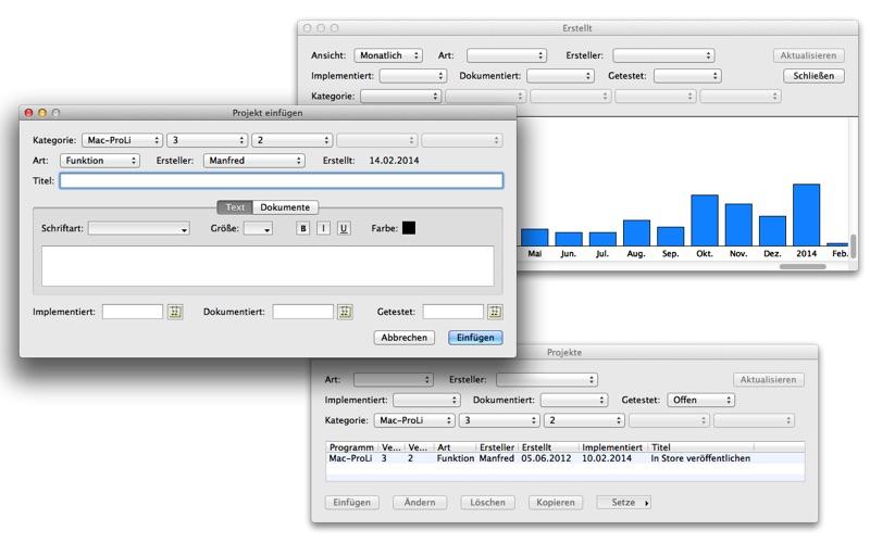 xProLi Screenshot