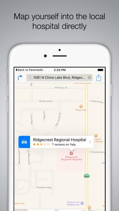 La County ParamedicScreenshot of 5