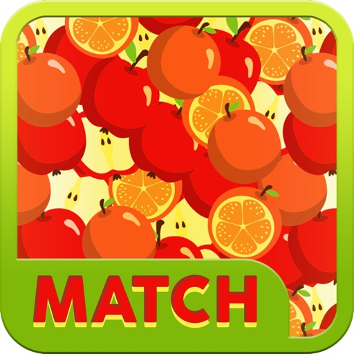 Apples and Oranges - Speedy Paced Puzzle Flurry iOS App