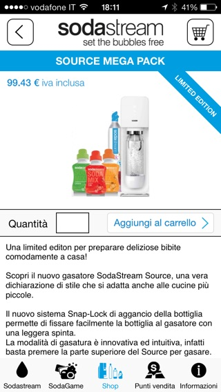 SodaStream USA. K likes. The SodaStream system enables consumers to carbonate water and to flavor carbonated beverages at home as an alternative to.