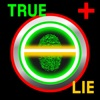Lie Detector Fingerprint Touch Scanner - Truth or Lying Test HD +