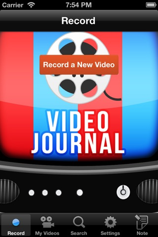 Video Journal for Youtube screenshot 1