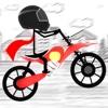 Biker Stickman Line Racer: City Rush Runner Pro