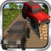 3D Jeep Crash and Burn Racing Mania - Fun-nest Free Pixel Driving Game for Kid-s and Teen-s