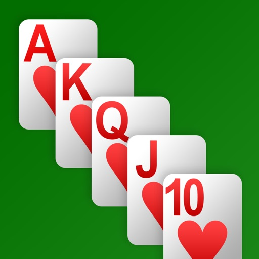 Poker Games for Free iOS App