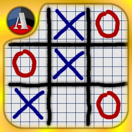 Doodle Tic Tac Toe iOS App