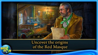 Edgar Allan Poe's The Masque of the Red Death: Dark Tales - A Hidden Object Adventure-3