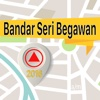 Bandar Seri Begawan Offline Map Navigator and Guide