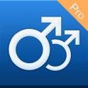 GayPark Pro-Gay man and same sex social network icon