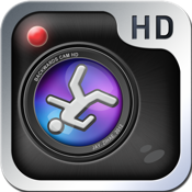 Backwards Cam HD-Reverse Movie Maker icon