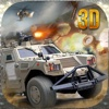 Army 4x4 Jeep Driver Desert Battle 3D Action