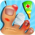 Nail Doctor - Toe Nail Surgery, Kids free games for fun icon