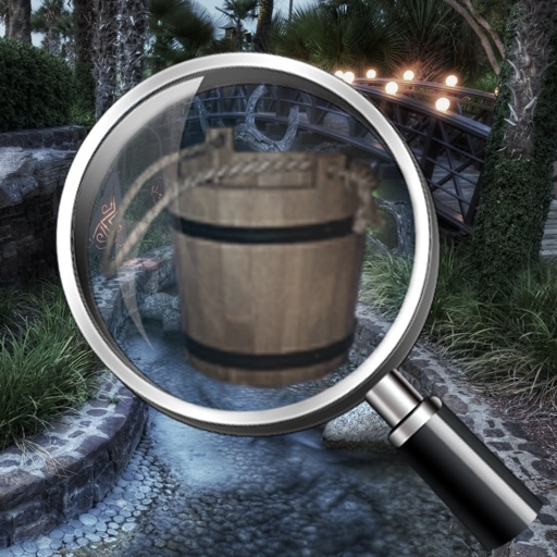 Hidden Objects Mysterious iOS App