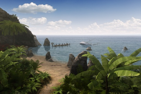 Jules Verne's Return to Mysterious Island 2 – (Universal) screenshot 4