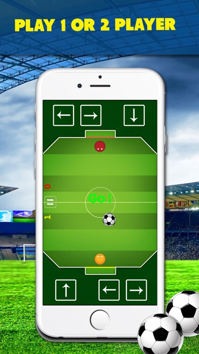download Chaos Soccer Scores Goal - Multiplayer football flick apps 3