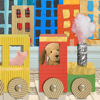 Scribbaloo Train - art and craft train app for toddlers