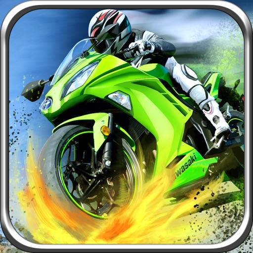 A Bike Race at Copacabana It Mayhem Beach - FREE Racing Ride Game iOS App