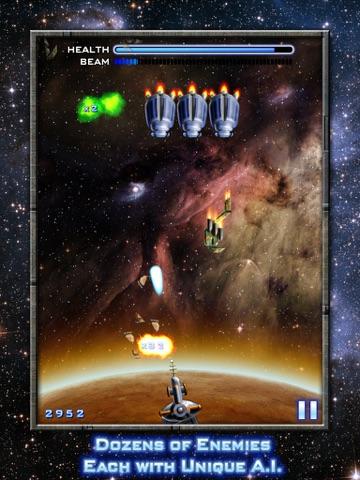 Screenshot #5 for Space Frak HD